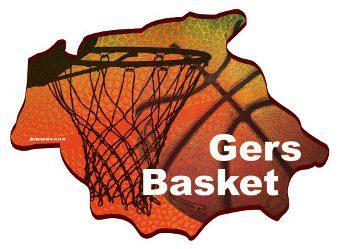 Logo Comité Départemental Gers Basket 32