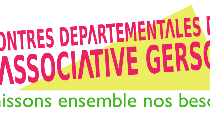 Rencontres Départementales de la Vie Associative Gersoise